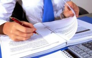 Состав учредительных документов ИП