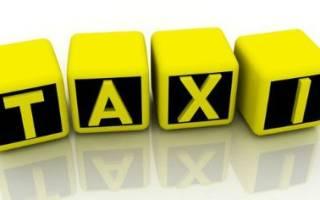 Что нужно чтобы открыть такси под ИП