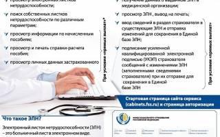 Регистрация на портале ФСС юридического лица
