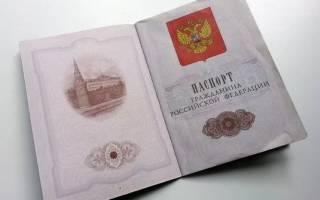 Штраф за замену паспорта не вовремя