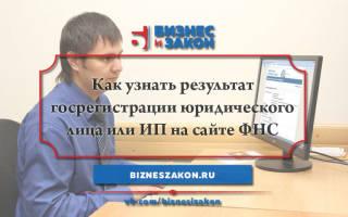 Документы представленные на гос регистрацию в налоговую