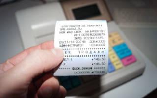 Должен ли ИП выдавать кассовый чек