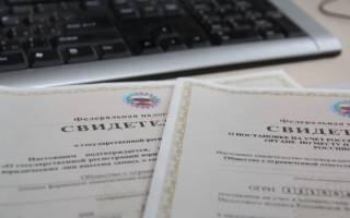 Постановка на учет в статистике юридического лица