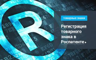 Регистрация тм в России