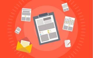 Является ли договор первичным документом бухгалтерского учета