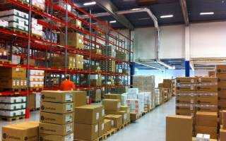 Как вести складской учет на складах